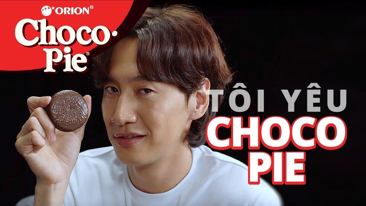 """Khi """"Sú"""" Lee Kwang Soo Nói Tiếng Việt : 'Tôi Yêu Chocopie Dark"""""""