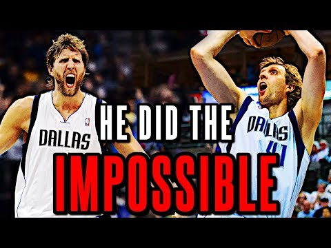 How Dirk Nowitzki Accomplished One of the Most IMPRESSIVE Feats In NBA History