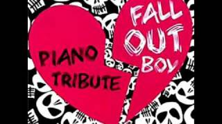 The Piano Tribute to Fall Out Boy: A Little Less 16 Candles, A Little More