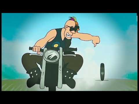 Crazy Racer   Funny Cartoon Racing
