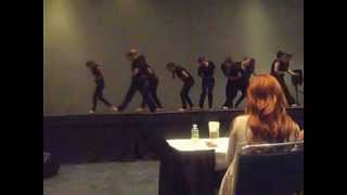 Daughters Of Eve Human Video Nationals 2012!!