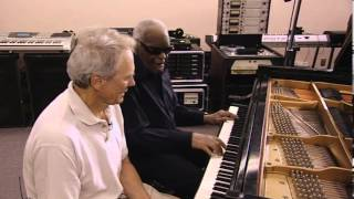 Ray Charles on Art Tatum, Oscar Peterson & Nat King Cole