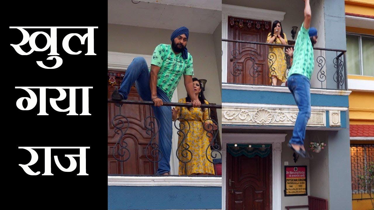 Tarak mehta's Sodhi Ke Jump ka Raaz khul gya