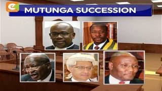 Not a single application has been received for the new chief justice post