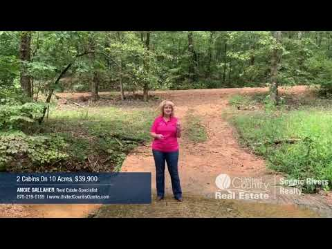 Arkansas Hunting Cabins For Sale