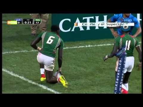 Kenya 7s Thrash Samoa 24 0