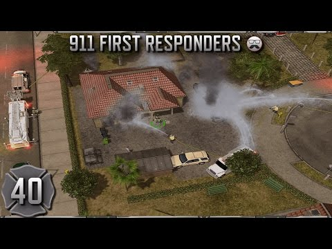 911 First Responders & Emergency 4 Game ▬ Dallas Mod gameplay!