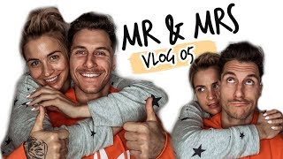 MR & MRS / VLOG 05