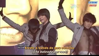 2PM (투피엠) - Heartbeat [Live Legendado - ExUnited]