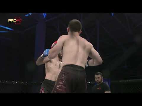 Андрей Гончаров VS Роман Авдал. PROFC65