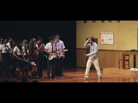 """Talent Show """"School of Rock"""" Colegios Villa Caritas y San Pedro"""