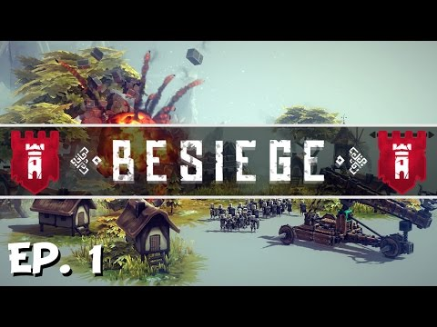 Besiege - Ep. 1 - The Beginning - Let's Play - Alpha