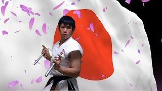 Nunchaku Freestyle WC2017 | Masaru Gamba | Japan /ヌンチャクワールドカップ2017-願羽マサル