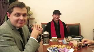 Юмор: после интервью, которое Марк Алмонд взял у Евгения Понасенкова для BBC