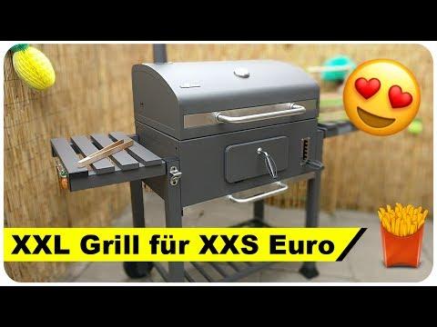 Landmann Holzkohlegrill Xxl : Der holzkohlengrill ottawa von el fuego expertentesten