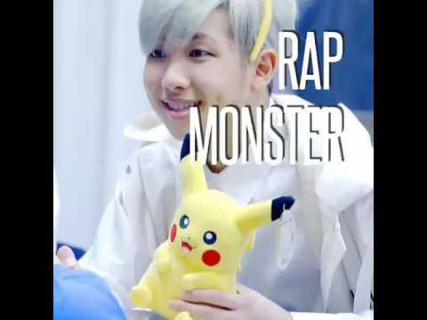 BTS Факты: Rap Monster