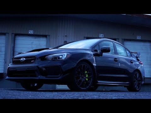 2018 subaru sti black. contemporary subaru 2018 subaru wrx sti recaro seat package walkaround on subaru sti black