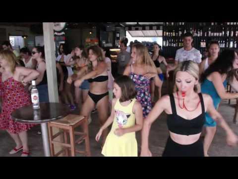 Latin party Tzitziki Beach Bar