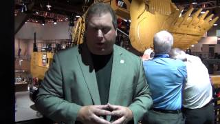 Video still for Cat Global Mining at Mine Expo 2012