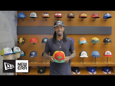 NFL Draft, MLB Mother's Day and Armed Forces caps   What's New with New Era Cap Ep 2