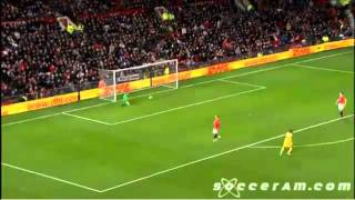 Darren Ambrose v Manchester United ~ Mitre Goal of the Year 2012