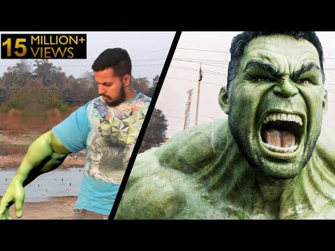 The Hulk Transformation Episode 2 | A Short Film VFX Test