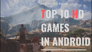Top 10 Offline Games in Android High Graphics