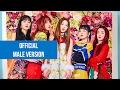 Red Velvet - Talk To Me [Male Version]
