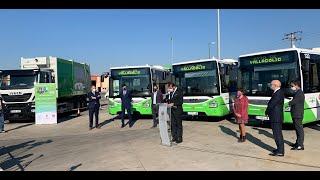 Valladolid estrena gasinera en Auvasa