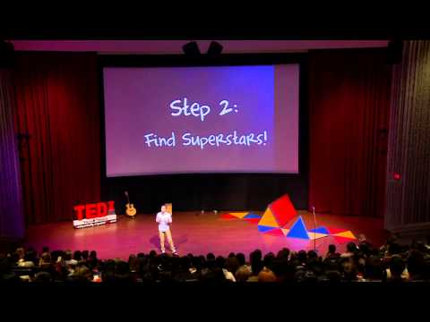 How to Start a Social Enterprise - Greg Overholt at TEDxYouth@Toronto