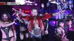 Shinsuke Nakamura at Wrestle Kingdom 8