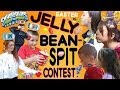 Skylanders Swap Force Easter Fun - Spitting Jelly Beans Contest (Eggtivities part 2 of 3)