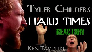 Vocal Coach Reacts To Tyler Childers | Hard Times | Live | Ken Tamplin