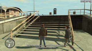 GTA 4 - Mission #4 - First Date (1080p)