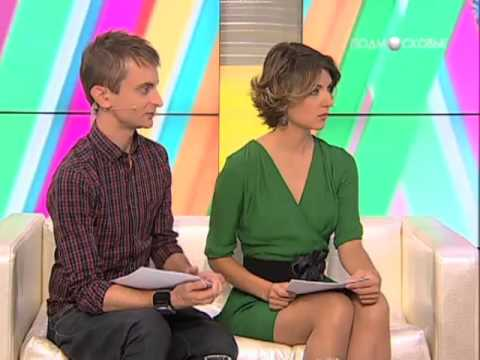 гости программы Славич и Юлия