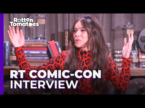 Bumblebee UNCUT Comic-Con Interview | Rotten Tomatoes