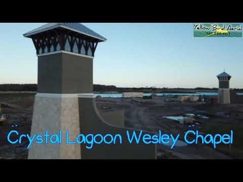 Crystal Lagoon Wesley Chapel pre opening