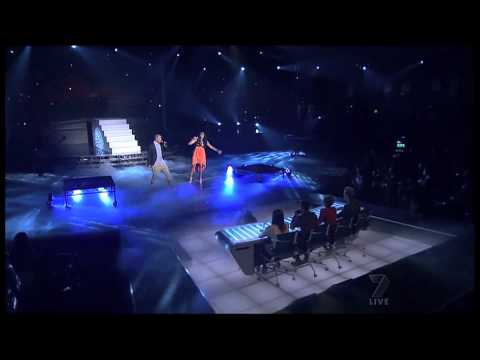 Galaxy - Jessica Mauboy & Stan Walker live on The X Factor Australia