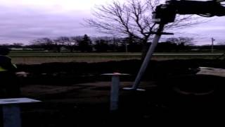 Albert Lea Seed Solar Project Anchor Drilling
