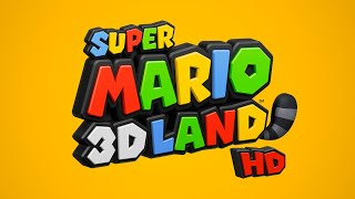 Super Mario 3D Land HD Trailer (4K Texture Pack)