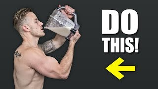 5 Diet Tips for Skinny Guys (BULK UP FAST!)