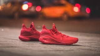 """Under Armour Curry 6 """"Heart of the Town"""": Review & On-Feet"""