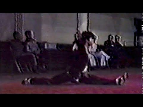 【武術】1984 男子長拳 (2/2) / 【Wushu】1984 Men Changquan (2/2)