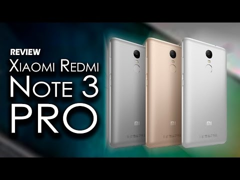 Um dos melhores custo benefício - Review (análise)  Xiaomi redmi note 3 PRO