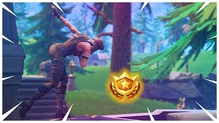Follow the Treasure Map found in Snobby Shores - Fortnite Season 5 Week 5 Challenges
