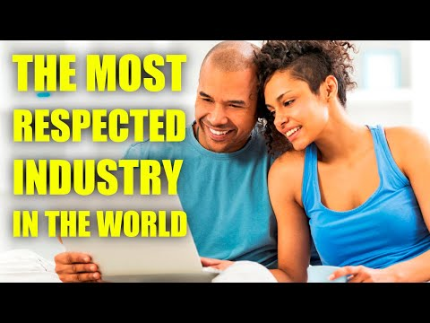 Why Affiliate Marketing Is The Most RESPECTED Industry In The World thumbnail