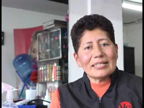 Rosa Becerra   Peluqueria Unisex Adrianita