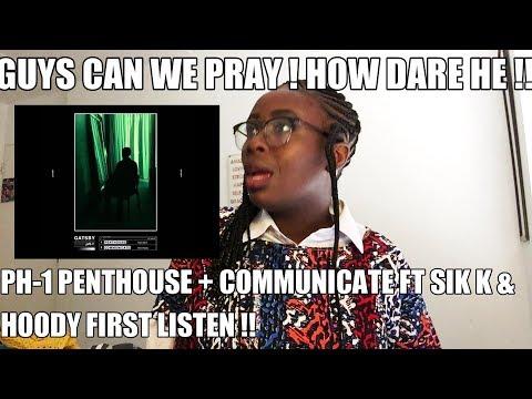 pH-1 -Penthouse (Feat. Sik-K) (Prod. APRO)+Communicate (Feat. Hoody) (Prod. WOOGIE) FIRST LISTEN!