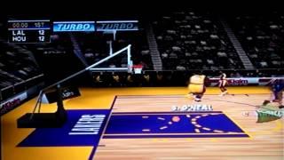 NBA Jam 2000: First video- part 1