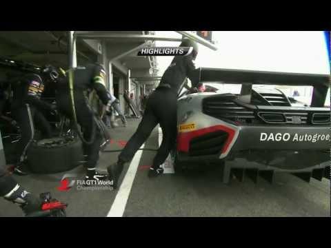 GT1 Slovakia Ring - Championship Race Short Highlights | GT World